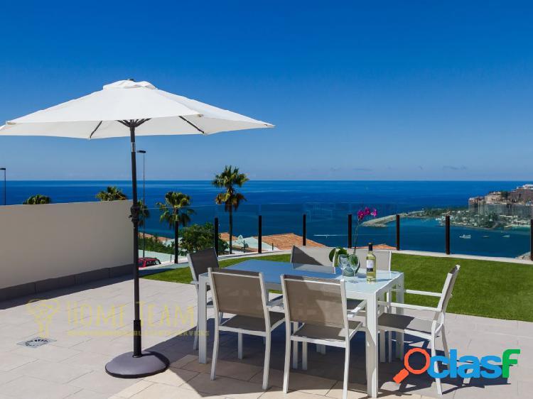 Modernos apartamentos de nueva construcción, con impresionantes vistas al mar