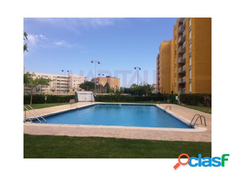 Canet berenguer, quieres veranear en canet ??? apartamento en 2ª línea de mar, terraza, garaje, piscina.