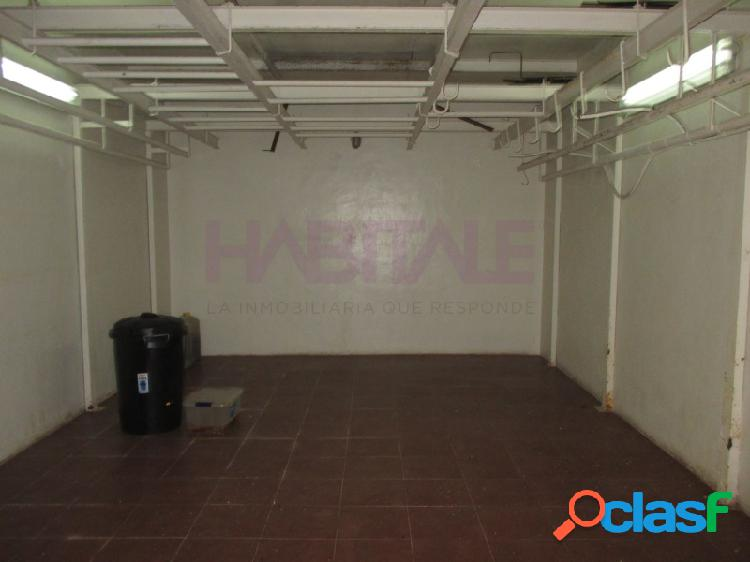 Amplio local comercial en san marcelino