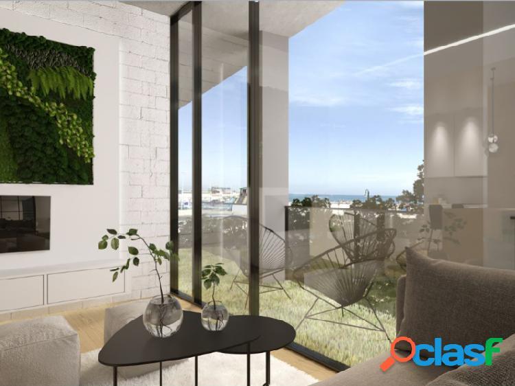 Apartamento loft con vistas al mar en torrevieja