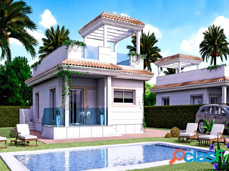 Villa en doña pepa