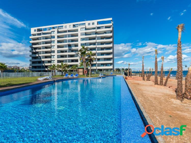 Magnifico apartamento en panorama mar, punta prima