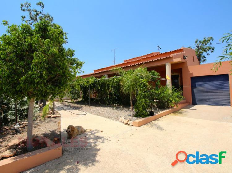 Casa rústica con terreno en cañada de gallego. ref 772
