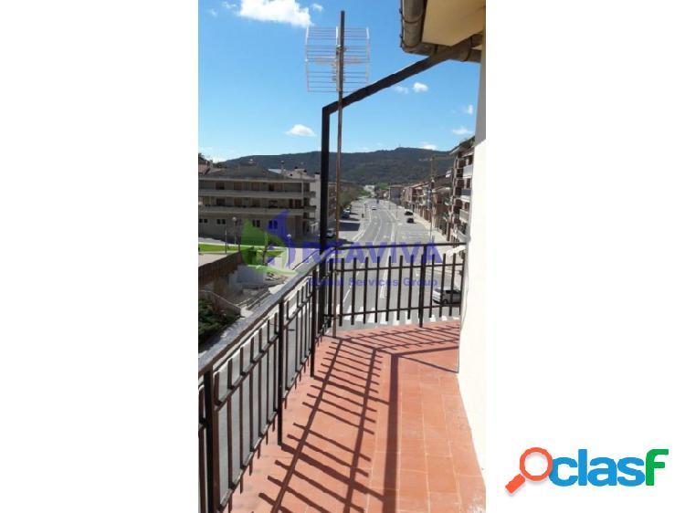 Piso exterior con balcón financiado 100%