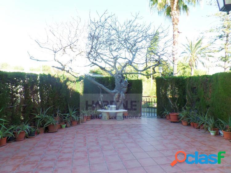 Chalet adosado esquina en Vistahermosa-Albufera