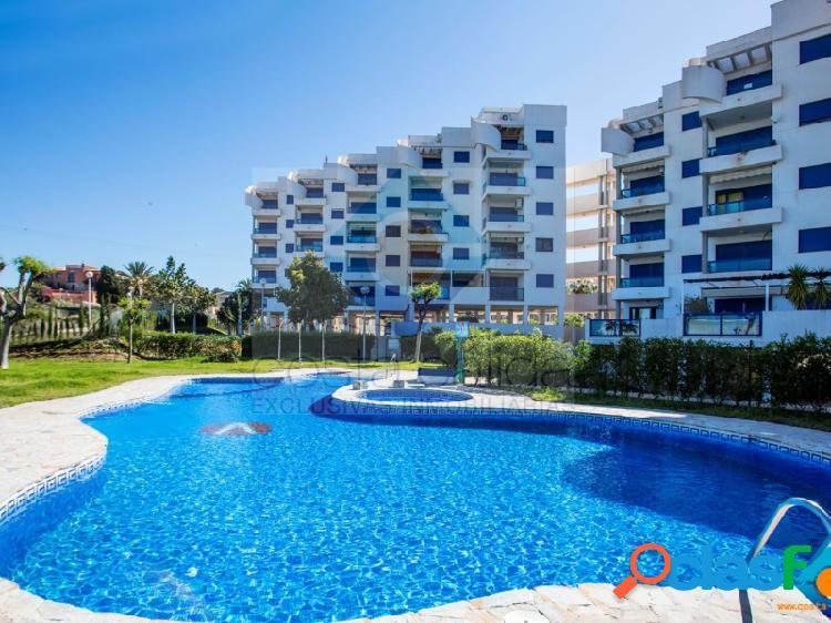 Aguamarina: casa, piscina y playa