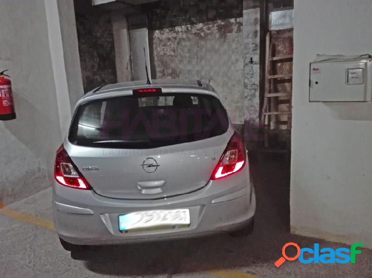 Zona chapí: plaza garaje abierta + trastero. 8.700 €