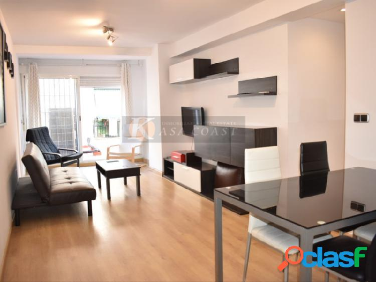 Excelente piso en pleno centro de fuengirola totalmente reformado