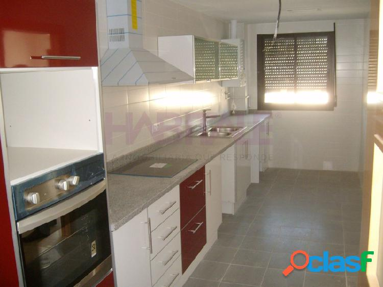 Vendemos piso de lujo riba-roja, oportunidad 3 habitaciones de 118m²