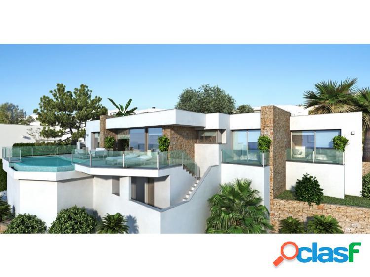 Ewe - exclusiva villa de diseño moderno situada en cumbre del sol