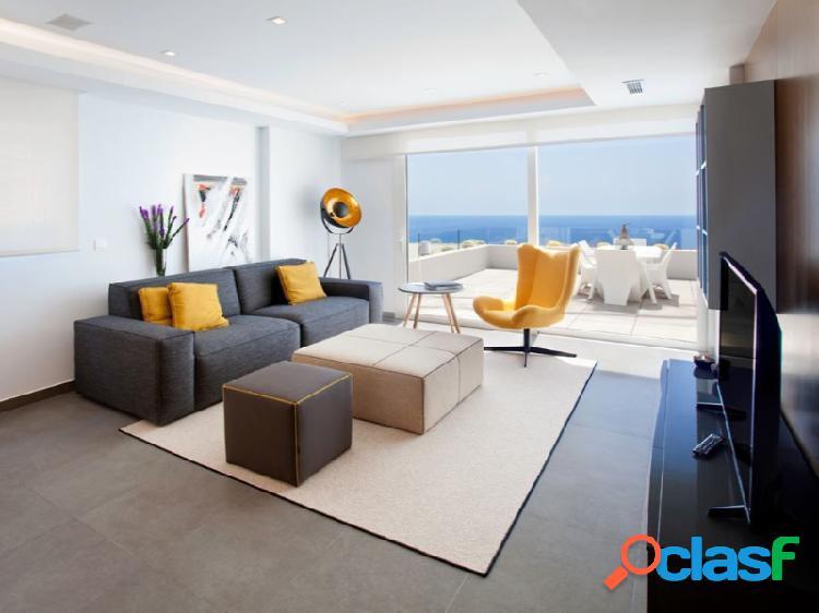Ewe - apartamento de lujo situado en cumbre del sol, benitachell