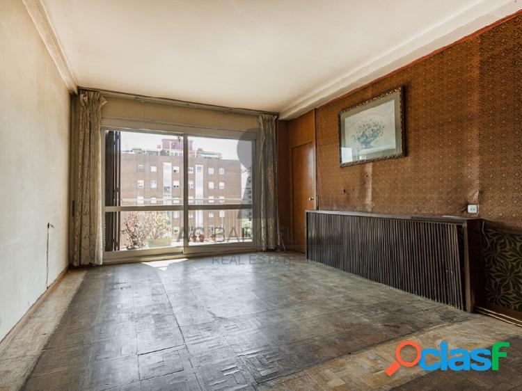Espectacular piso muy luminoso en avda. de roma