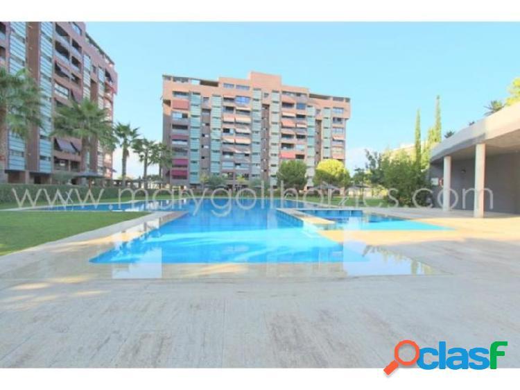 Excepcional dúplex en residencial 'hacienda del mar', playa san juan/cabo huertas