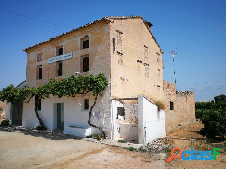 Terreno urbanizable en venta en alzira (zona vilella)