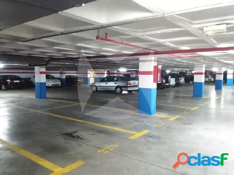 Plazas de garaje en venta.
