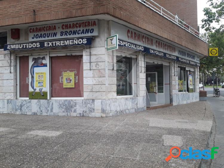 Local comercial adaptado en valdepasillas, badajoz.