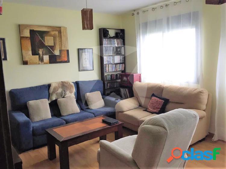 Piso en venta de 3 dormitorios, con plaza de garaje y trastero en ronda norte
