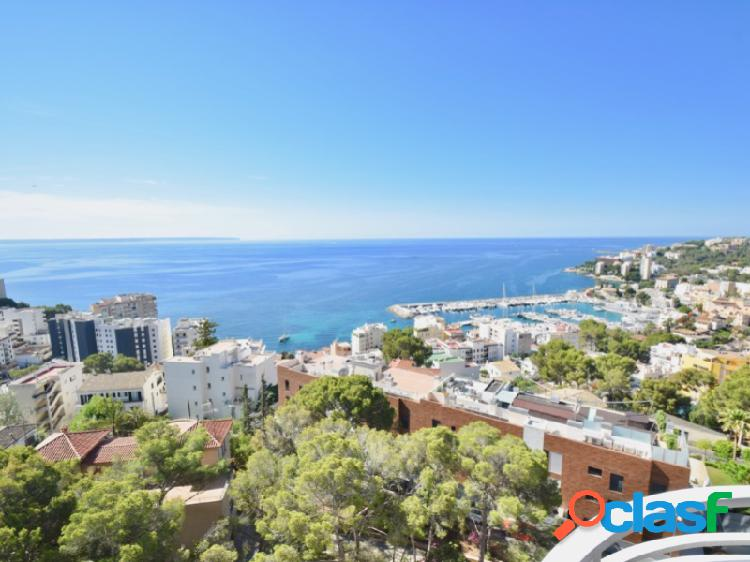 Ático con vistas panorámicas en san augustin con terrazas.