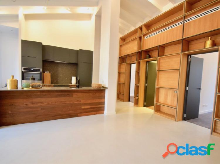 Encantador piso de diseño apartamento 2 dorm. st.catalina