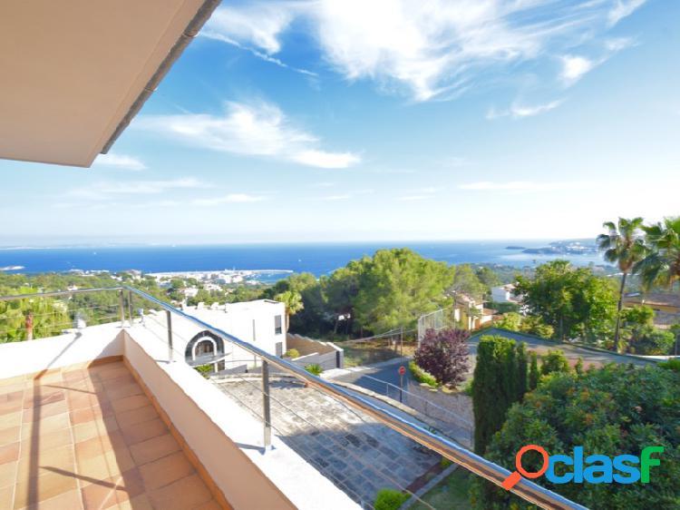 Impresionante villa con vistas al mar costa d'en blanes
