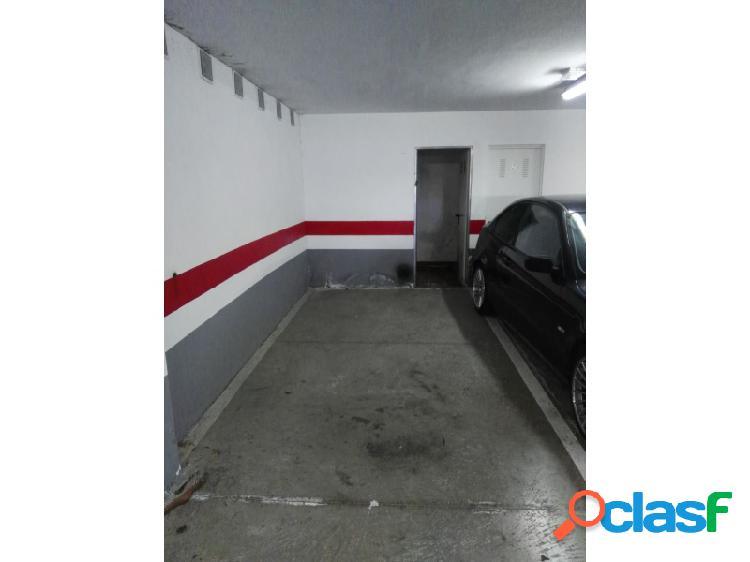 Plaza de garaje con trastero en el sauzal