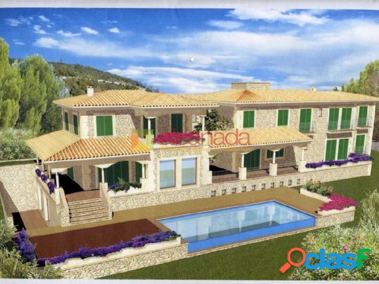 Visite esta villa en alcudia, con inmobiliaria alcanada.