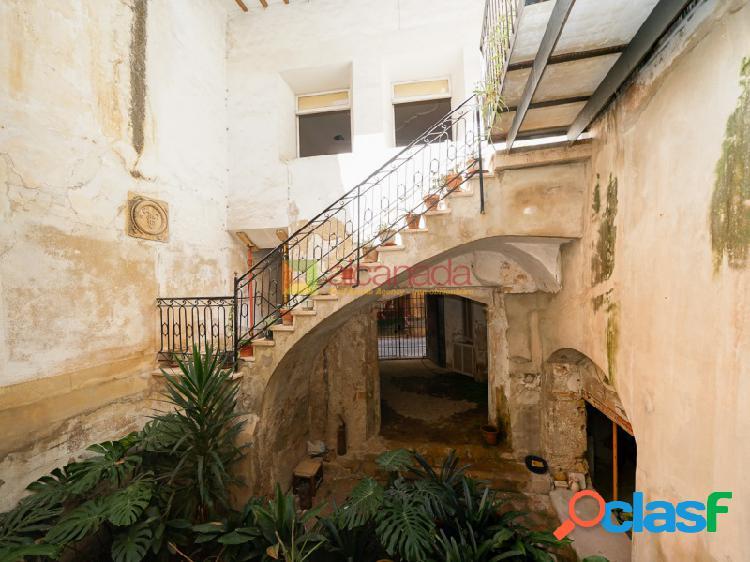 Edificio en venta en el casco antiguo de palma de mallorca