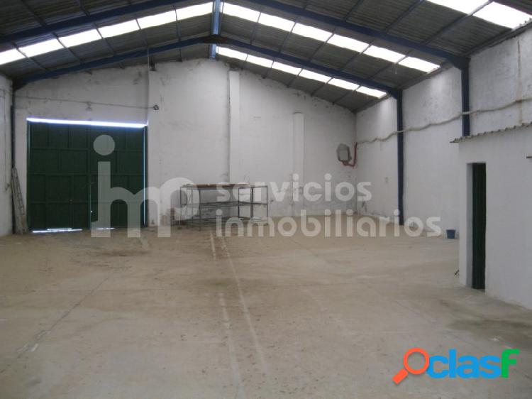 Nave industrial 600 m2