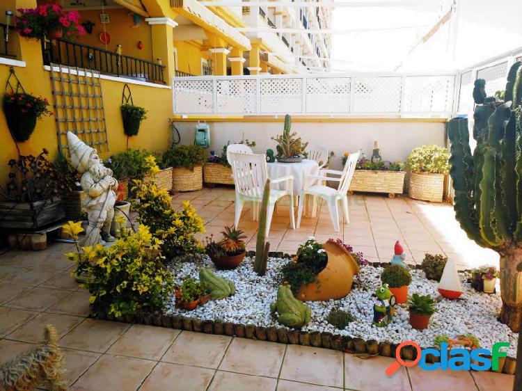 Apartamento 3d con jardin en mar de cristal