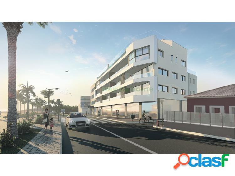 Nuevos apartamentos 3d en primera linea en lo pagan