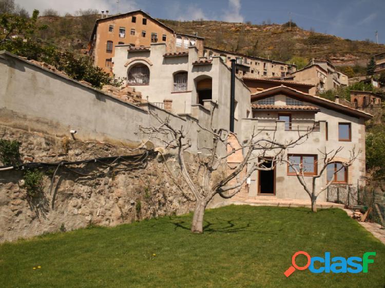 Antiguo molino de la gratella del s. xvii (1666) ampliado y convertido en vivienda, casa en construcción
