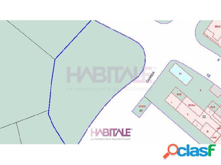 Parcela sin edificar en serra, valencia, en suelo urbano apto para edificar tipo chalet de 1119m2