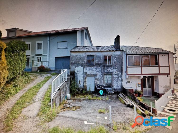 Casa de pueblo para restaurar en ares (barracido)