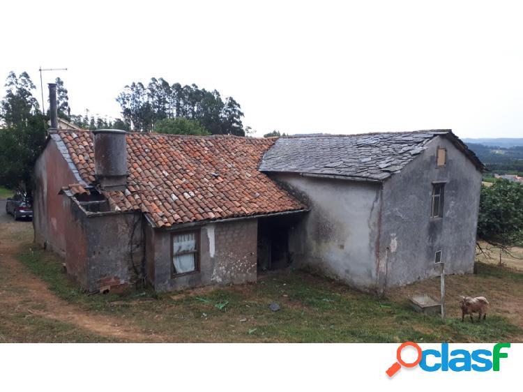 Casa rural en moeche con 5500 m2 de finca - pare restaurar
