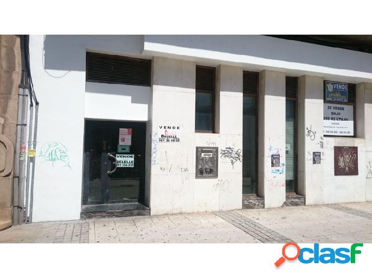 Local comercial plaza españa - calle cuntis