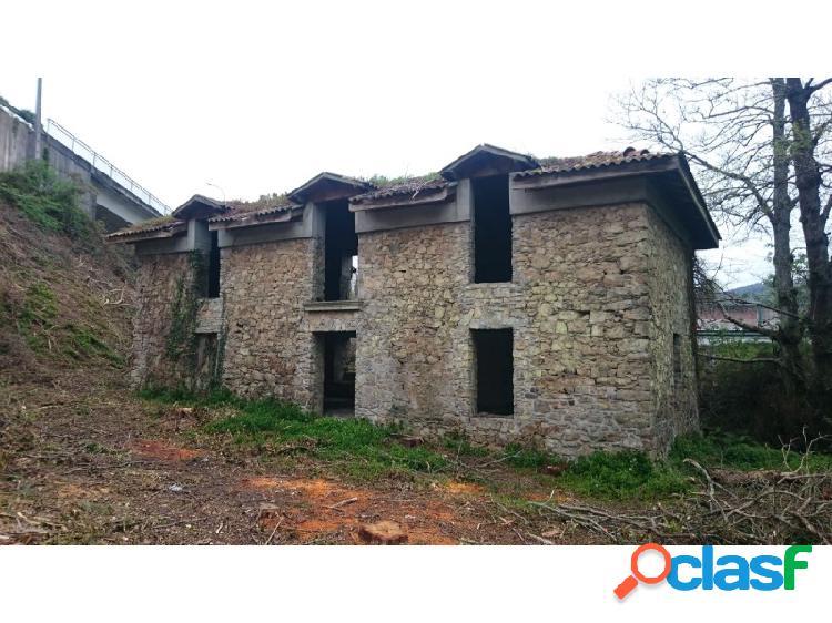 Casa molino / para rehabilitar - muros de cantería -