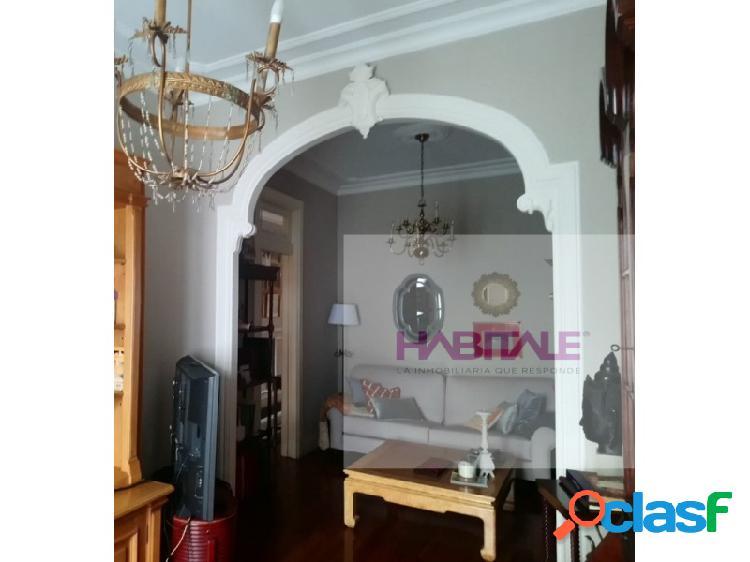 ¡señorial piso venta cerca príncipe,terrazas, patio 4 dormitorios, 2 baños, !