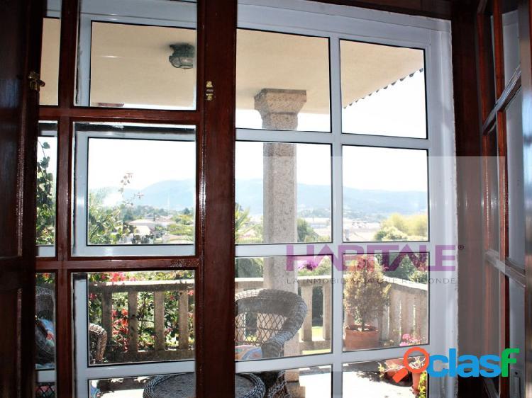 ¡casa 8 habitaciones, 6 baños, piscina, jardín y vistas en panjón!