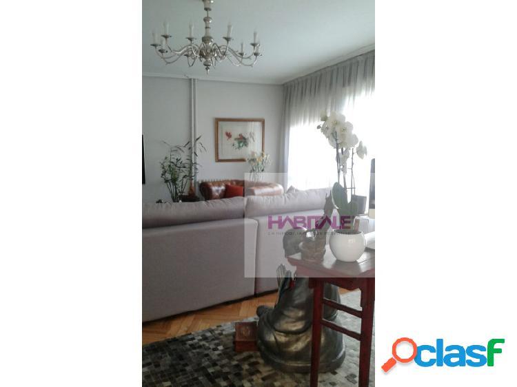 ¡ zona pizarro,terraza, 175 m2, 4 dormitorios, 2 baños, 2 plazas garaje, bodega, exterior!