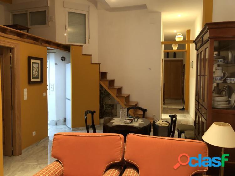 Duplex centrico con suelo radiante y garaje