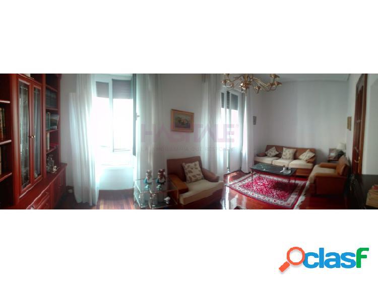 Precioso piso en el centro de sestao, 2 dormitorios y salón. altura cómoda.