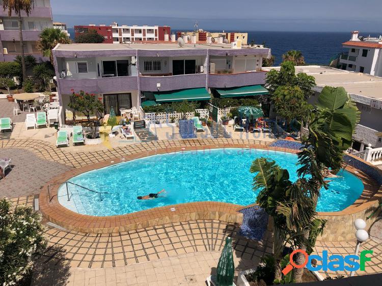 Apartamento en san agustín con vistas al mar