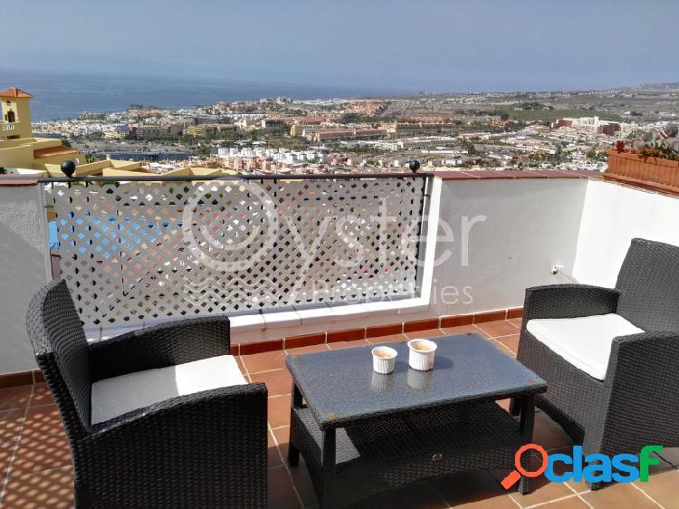 Apartamento vista mar en torviscas alto
