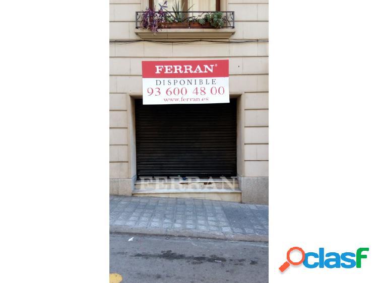 Local comercial alquiler en calle tavern barcelona