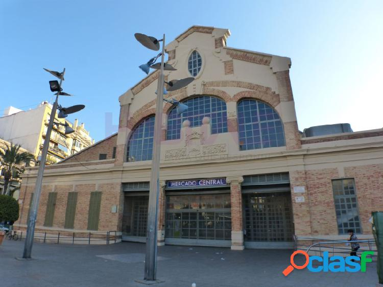 Alicante a estrenar, ultimas viviendas en pleno centro junto rambla y alfonso el sabio. venta o alquiler con garantía