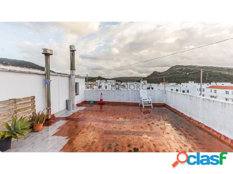 Piso con terraza en venta en ferreries
