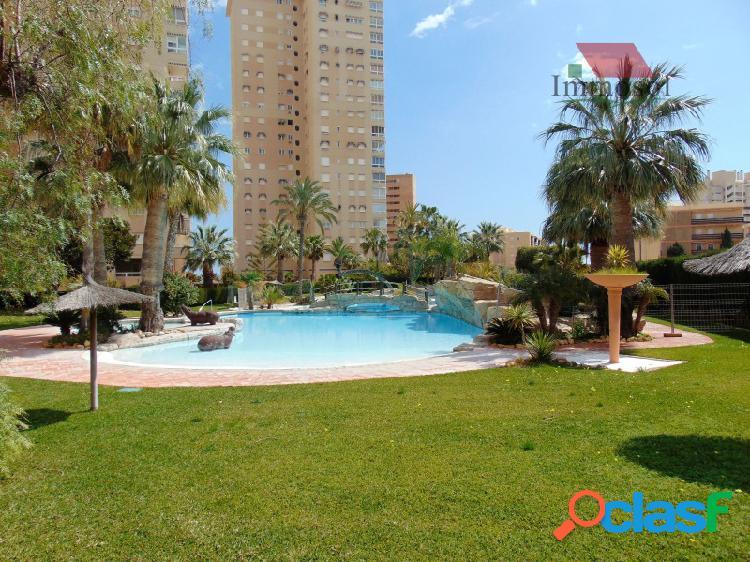 Apartamento con vistas al mediterráneo