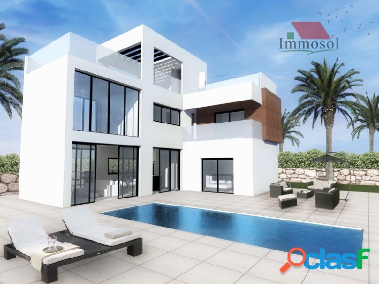 Extraordinarias villas panoramic beach resort finestrat - benidorm