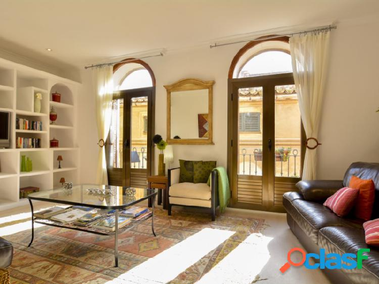 Mallorca next properties - se alquila apartamento 3 dormitorios casco antiguo palma