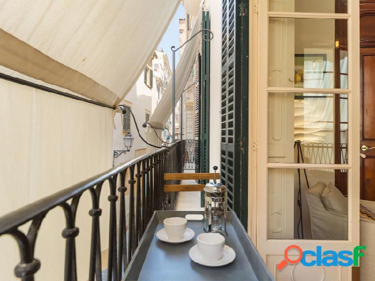 Mallorca next properties - palma old town for rent apartment beautiful loft 2 bedrooms